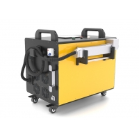 Buy cheap Portable Rust Removal 120W Laser Metal Cleaning Machine from wholesalers