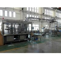 Wholesale Monoblock 5 L Automatic Liquid Filling Machine With Belt Lubrication Function from china suppliers
