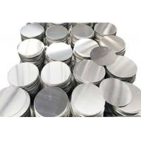 Wholesale Various Sizes Aluminum Circles Temper O Corrosion Resistant Aluminium Disk from china suppliers