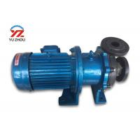 China Plastic Small Sump Pump , Acid Resistant Pumps Thread Connection Type on sale