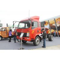 95 Km/H Max Speed Light Commercial Trucks 12 Tons Rated Load Strong Rear Axle Design for sale