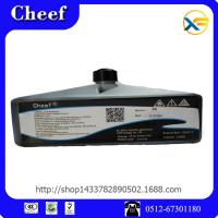 Wholesale 1200ml black for Domino printing ink IC-270BK from china suppliers