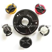 China Aluminum Custom Gas Caps For Motorcycles on sale