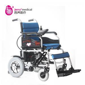 Best Electric Handicap Wheelchair Electromagnetic Brake 100Kg Loading Capacity wholesale