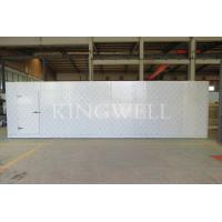 Intelligent Commercial Cold Room Energy Saving Food Freezing Customized Capacity for sale