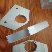 Wholesale Engraving And Milling Panel 6063 CNC Aluminum Sheet Or Parts from china suppliers