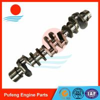 Wholesale Isuzu crankshaft 6SA1 from china suppliers