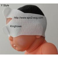 China Adjustable Y Shape Medical Eye Mask 24-33cm Size Comfortable For Baby for sale