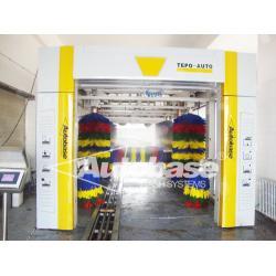 China Tunnel car wash machine for sale