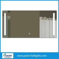 Illuminated Square Led Bathroom Mirror 600mm*800mm for beauty salon for sale