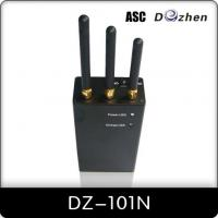 Wholesale 2-3Hour Working Portable Mobile Jammer ( DZ-101N ) from china suppliers