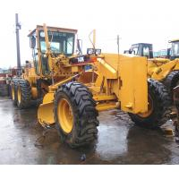 Wholesale 140k Used motor grader caterpillar american grader from china suppliers