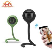 Wholesale Baby Monitor Two Way Audio 720P HD Mini P2P IP Camera for Home from china suppliers