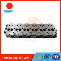 Wholesale Mitsubishi 6D16 Diesel Engine Cylinder Head ME997756 for Hyundai excavator Kobelco excavator Kato excavator from china suppliers