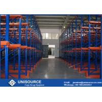 Wholesale High Grade Heavy Duty Pallet Racks , Industrial Pallet Racking For Warehouses from china suppliers