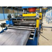 China Highway Railway Heavy Large Culvert Corrugated Plate Roll Forming Machine High Precison for sale