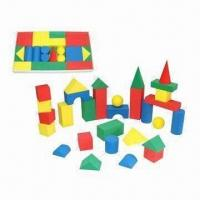 Wholesale 4cm EVA Building Blocks, Customized Shapes and Colors are Welcome from china suppliers