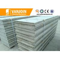 Wholesale Prefab Insulated Wall Panels , EPS Sandwich Panels Fireproof 4 Hours FRP from china suppliers