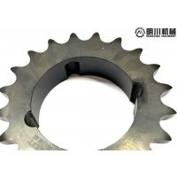 Wholesale Industrial Customized Taper Bore Sprockets HT200 Material With Taper Lock from china suppliers