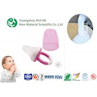 China Nipple Liquid Silicone Rubber RH6250 - 70 Sound For Baby - Relative Goods Food Grade on sale