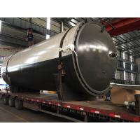 China 0.6x0.8M Electric Heating Carbon Fiber Autoclave Small Composite Autoclave With ASME Standard on sale