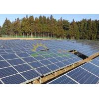 Wholesale Excellent Versatility Solar Panel Mounting Bracket With Strong Structure from china suppliers