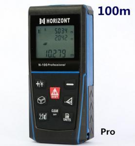 China 100m laser distance meter measure instrument digital laser rangefinder distance measurement area volume 328ft N-pro100 on sale