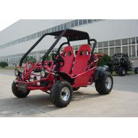 Best 150cc Air Cooled CVT Go Kart Automatic With Reverse , Sport Style wholesale