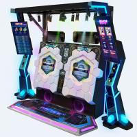 Wholesale Arcade Video Dance Cube Coin Operated Music Machine For 1-2 Players from china suppliers