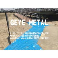 Wholesale Resort Mobile Beach Access Mats, Portable Roadway Surfaces, HDPE/UHMWPE Temporary Road Mats from china suppliers