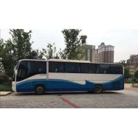 China 2016 year china international brand yutong kinglong higer diesel manual 4*2 whee used higer bus with 55 seats china made for sale