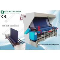 Wholesale PL-B1 Textile Inspection and Winding Machine with Cloth Cradle from china suppliers