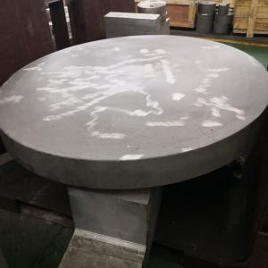 Wholesale Mill Finish 2024 T4 Aluminum Forged Discs Fatigue Resistance from china suppliers