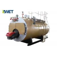 Wholesale 10 Ton Energy Efficient Industrial Gas Fired Steam Boilers20 ℃ Feed Water Temperature from china suppliers