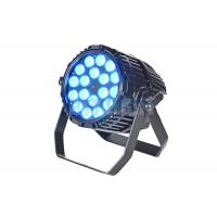 Wholesale 18x12Watt RGBWA UV 6 In 1 RGB LED Stage Light For Events / Theater from china suppliers