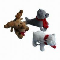 Buy cheap Mini Plush Toys with Coca-cola Logo from wholesalers