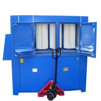China Large Air Flow Downdraft Grinding Table High Efficiency Maintaining Easy for sale