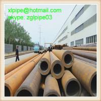 Wholesale OD152mm WT10mm carbon seamless steel pipe from china suppliers