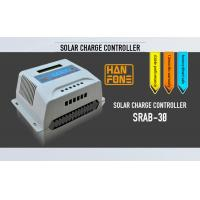Generate Electricity MPPT Solar Charge Controller 30A 12 / 24V Speed Controller Change Sun Light Into Electric Power for sale