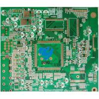 Wholesale Custom FR4 Multilayer Printed Circuit Board, Four Layer PCB Immersion Tin from china suppliers