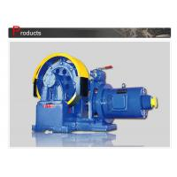 Electric Motor For Elevator , Geared Traction Machine 1000 - 1600 KG  SN-TMYJ250B