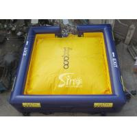 Wholesale Outdoor Commercial Multifunctional Adults Big Inflatable Air Bag For Adventure Games from china suppliers