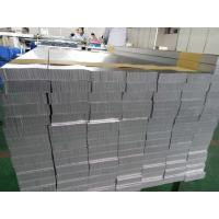Wholesale 3003 / 3102 Aluminum Extruded Flat Tube For Automobile Condenser from china suppliers