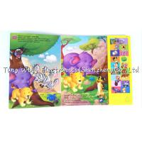 Baby Sound Book 18 Push Button Sound Module Indoor Educational Board Book