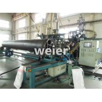 Best large diameter of plastic pipe extrusion line manufacture by single screw extruder wholesale