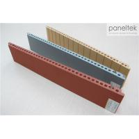 Customized - Shape Terracotta Panels No Radiation For Outdoor Wall Cladding