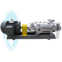 Best Industrial Horizontal Multistage Centrifugal Pump Stainless Steel For Chemical Transfer wholesale