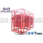 China Garbage Incinerator Waste Boiler Bed Coil , Super Heater Coil EF LF VD Smelting Process for sale