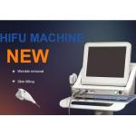 China HIFU  Skin lifting  wrinkle removal hifu korea machine for home and salon use for sale