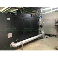 China Super Silent CHP 120KW Heat And Power Machine Natural Gas Fuel With Soundproof Canopy for sale